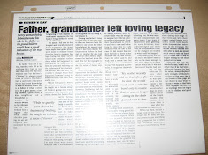 Father, grandfather left loving legacy - Father's Day Tribute