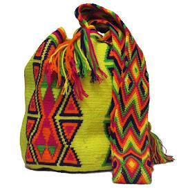 Tribal Wayuu Bag