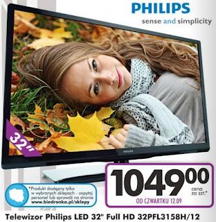 Telewizor Philips LED 32