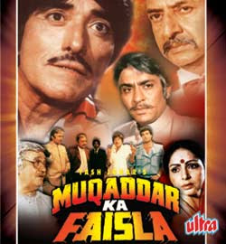 Muqaddar Ka Faisla 1987 Hindi Movie Watch Online