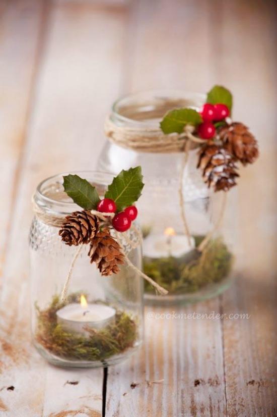 De lunes a domingo c mo decorar la casa en navidad en - Adornar la casa en navidad ...