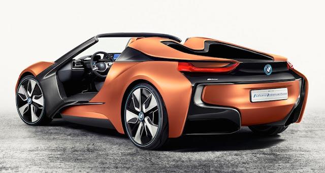 BMW i ビジョン・フューチャー・インタラクション