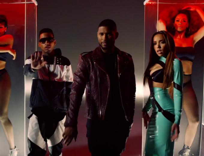 Vídeo - Kid Ink - Body Language f. Usher & Tinashe