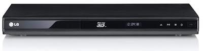 LG BD670 Blu-ray Disc Player