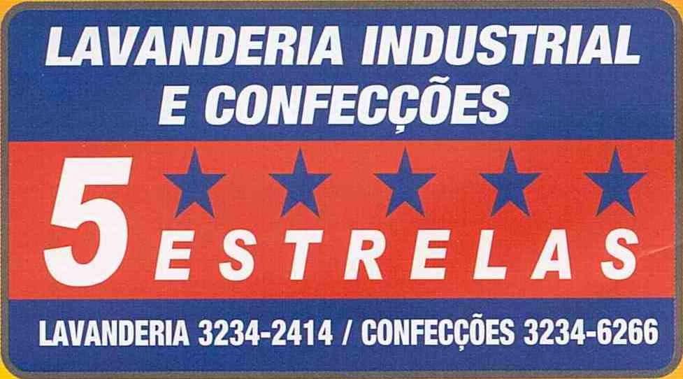 LAVANDERIA INDUSTRIAL 5 ESTRELAS