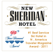 New Sheridan Hotel Telluride -  the social hub of Telluride