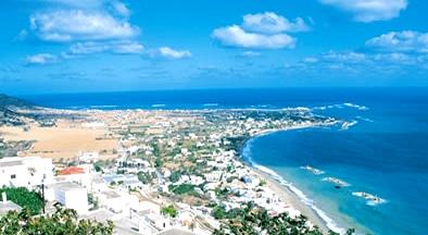 Vistas de Esciro - Islas Griegas