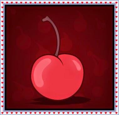 Belajar Menggambar Buah Cherry