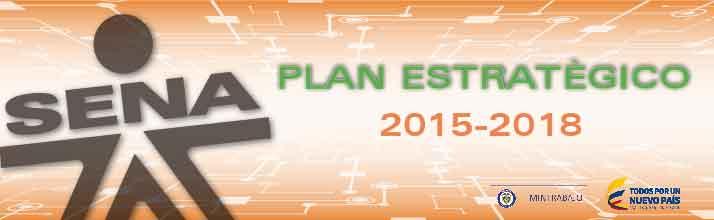 Plan Estratégico SENA