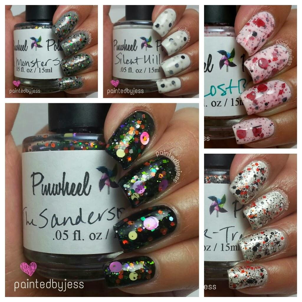 Glitter Nail Polish Etsy- HireAbility