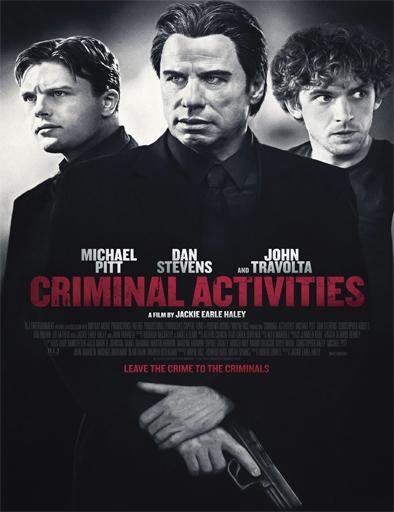 Ver Criminal Activities (2015) Online
