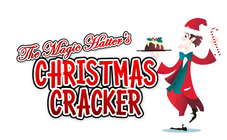 The Magic Hatter's Christmas Cracker!