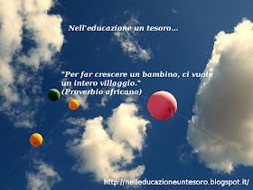"""""""Nell'educazione un tesoro, di N. Scarnecchia"""", pagina UFFICIALE FB."""