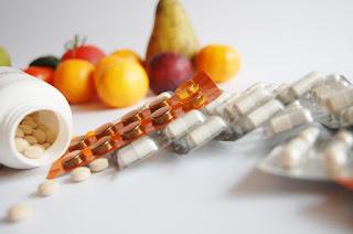 Obst und Medikamente - Ernährungsfaktoren