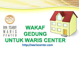 Proposal Wakaf Gedung Waris Center