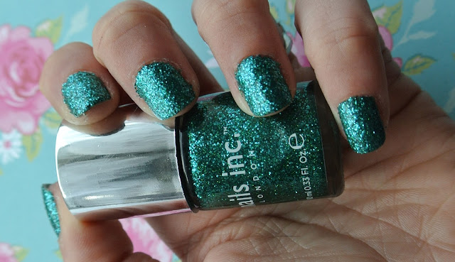 nails inc battersea swatch
