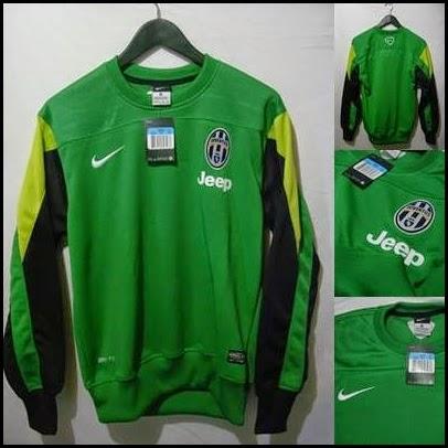 Sweater GO Juventus Hijau