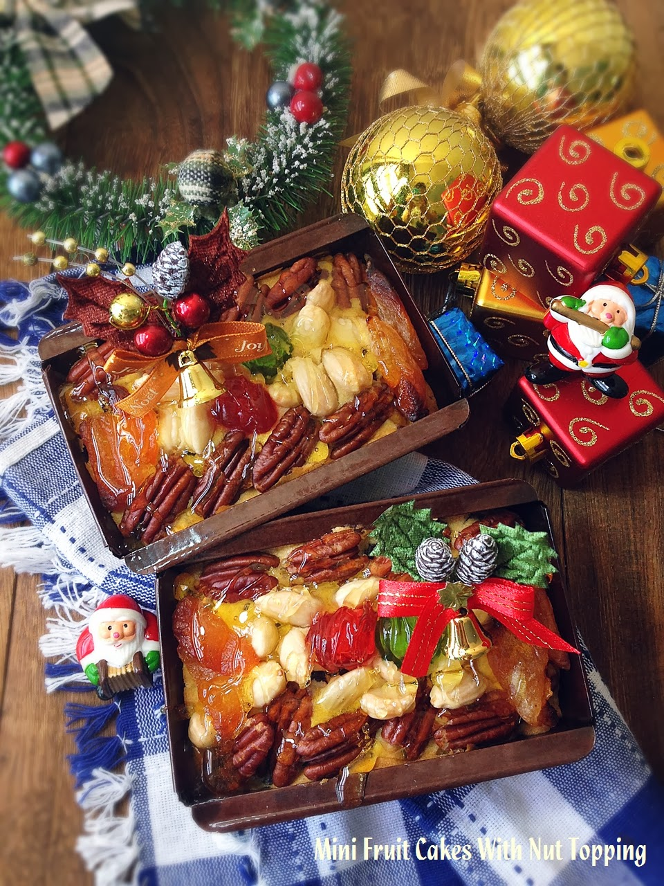 Christmas Cake Decoration Nuts : Cuisine Paradise Singapore Food Blog Recipes, Reviews ...