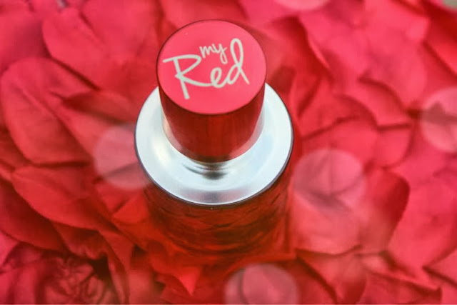 Oriflame My Red Eau de Parfum Review