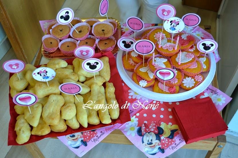 Favori Buffet Festa Compleanno Bambini. Cool Titolo Scheda Pdf With  JD01