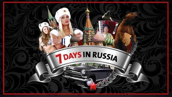 Russian Standard Vodka Facebook Russiand Roulette