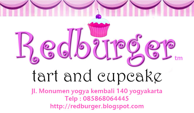 The Best Burger,Cupcake, and Tart in Yogyakarta