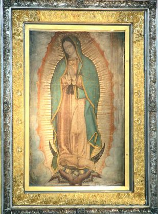 VIRGEN SANTISIMA DE GUADALUPE