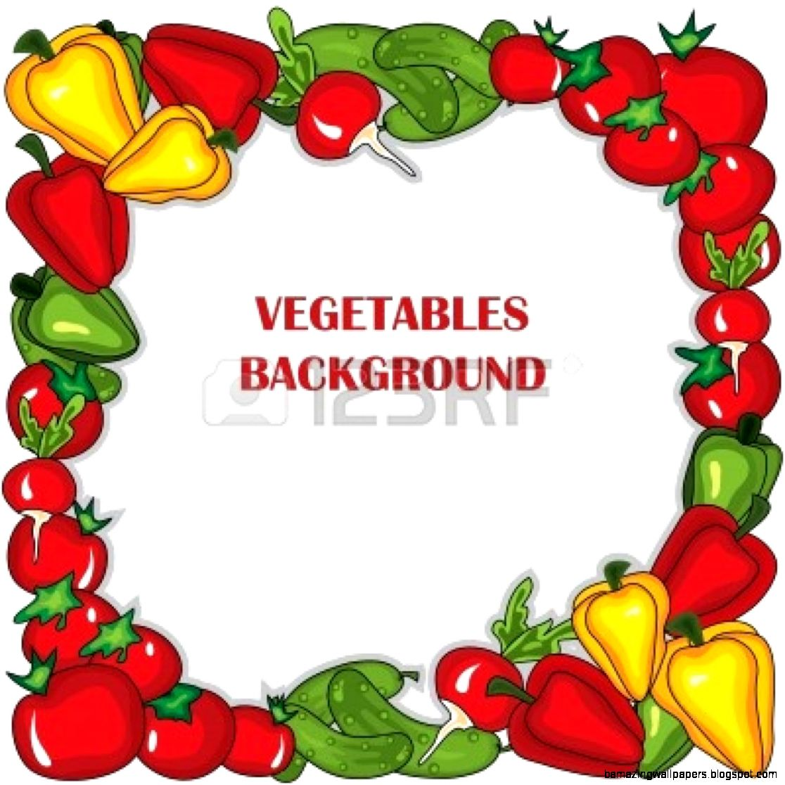 Vegetable Garden Border Clipart  Clipart Panda   Free Clipart Images