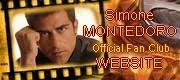 Simone Montedoro Official Fan Club© Website
