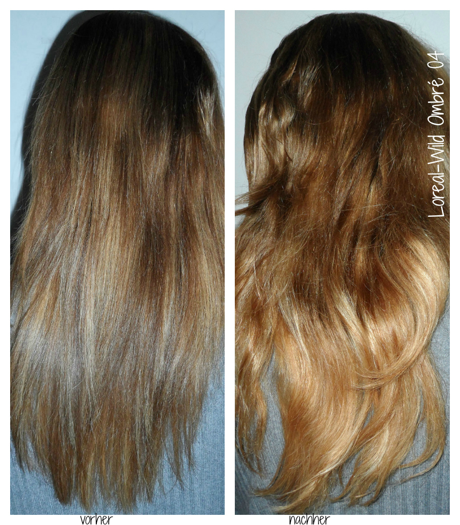 projekt ombre hair mit loreal preference wild ombres wild ombr 04 another kind of beauty blog. Black Bedroom Furniture Sets. Home Design Ideas