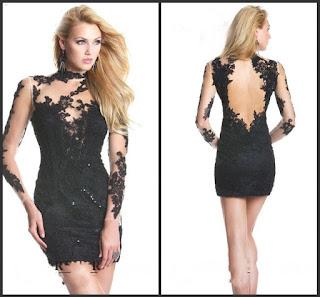 modelo de vestido de renda com tule - dicas e fotos