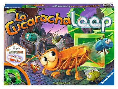 TOYS : JUGUETES - La Cucaracha Loop : Juego Jugadores: 2-4 | Años: 5-99 | Ravensburger Comprar en Amazon España