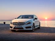 Mercedesin Yeni Bebeği A Class Serisi. Mercedes yeniden makyajladığı A . (mercedes benz class wallpaper )