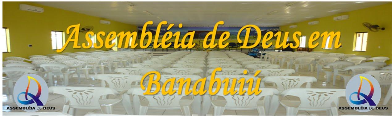 Assembléia de Deus em Banabuiú