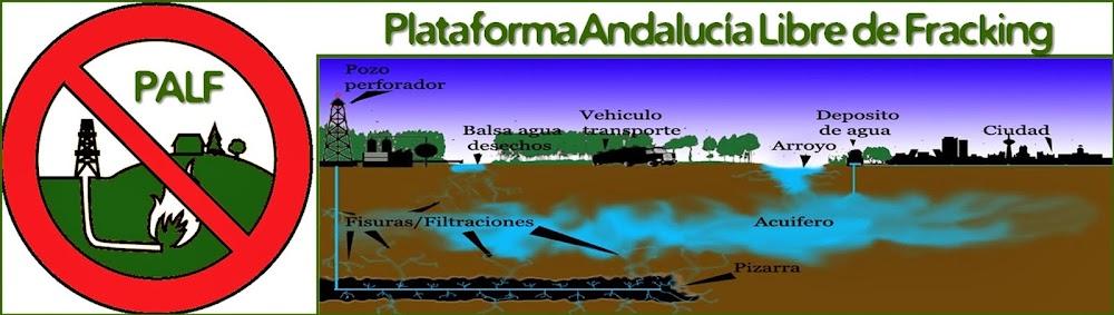 Andalucía Libre de Fracking