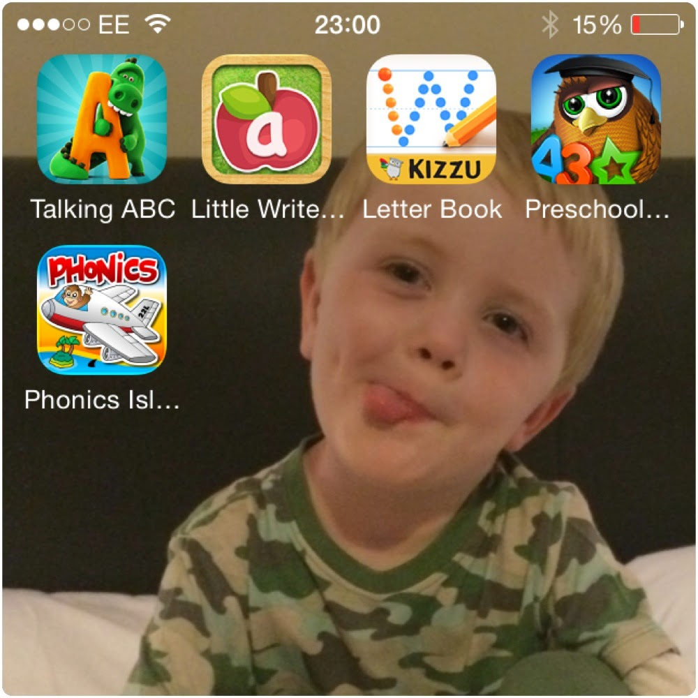 top 5 children apps