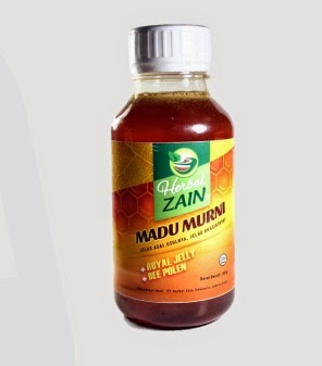 Madu Murni Herbal Zain