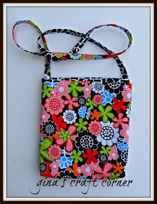Electronic Device Crossbody Bag