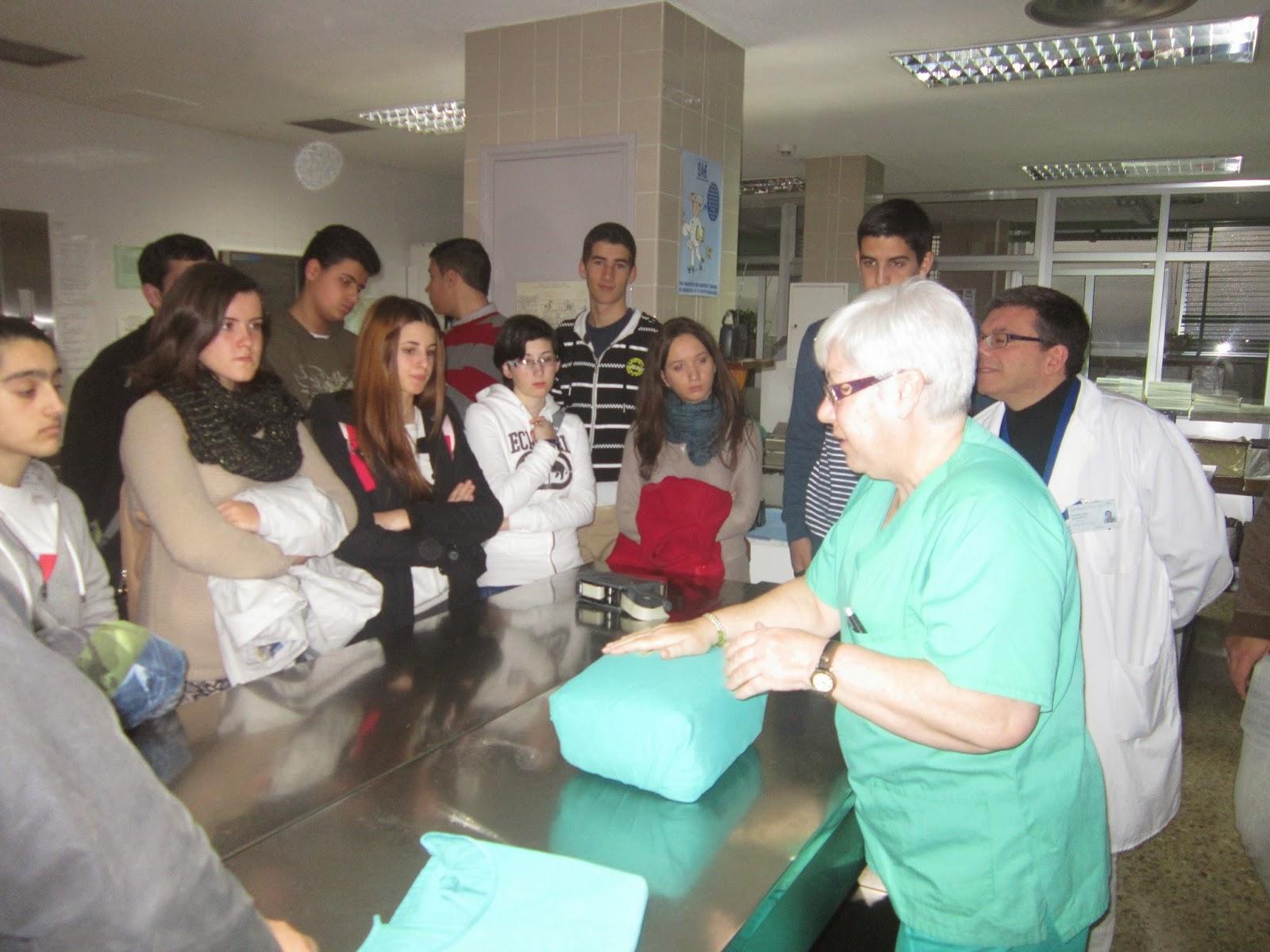 ... 11 de cara Haupt bwin marzo nos visitó el I.E.S. Sierra de Aras de Lucena (Córdoba