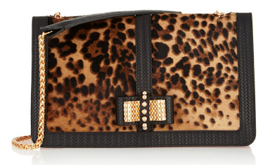 Christian Louboutin Sweet Charity Clutch