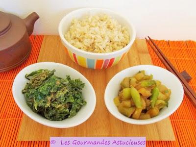 Comment accompagner le riz de façon originale ?