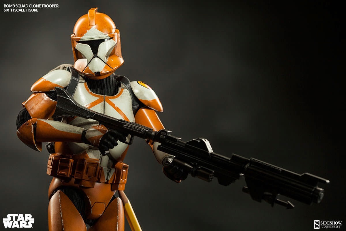 infinite earths sideshow reveals bomb squad clone trooper