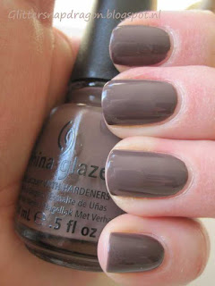 China Glaze Foie Gras