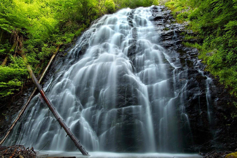 Crabtree Falls, North Carolina, USA