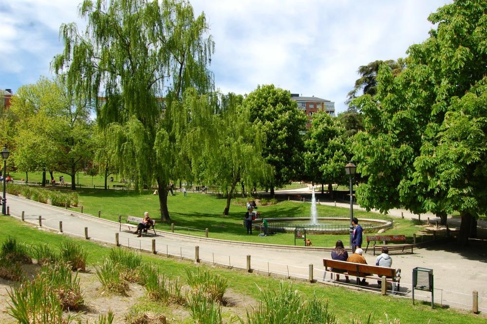 Parque Berlin
