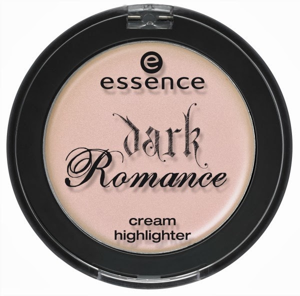 essence dark romance – cream highlighter