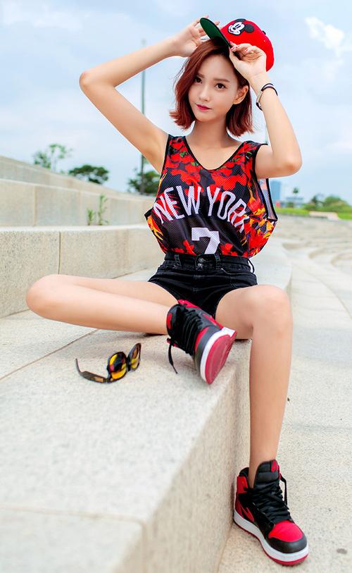 Chuu Floral Jersey Kstylick Latest Korean Fashion