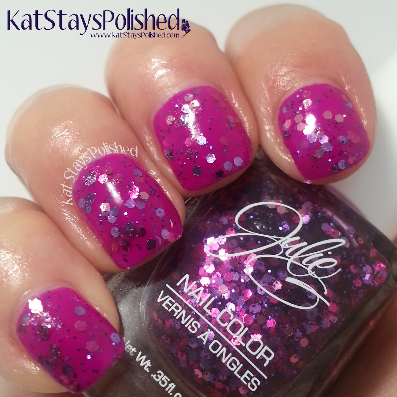 JulieG Mardi Gras Collection - Trinket | Kat Stays Polished