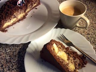 Bezmléčný a bezlepkový krtkův dort