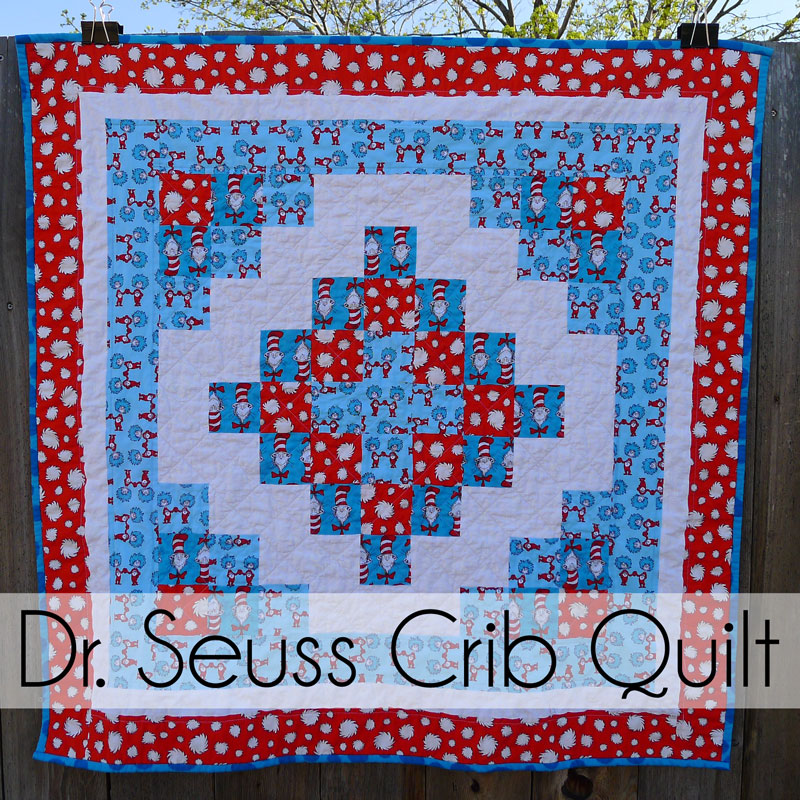 Pieces by Polly: Dr. Seuss Crib Quilt Pattern : dr suess quilt - Adamdwight.com